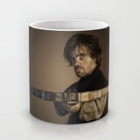 Astrode Game Of Thrones - Tyrion Lannister Ceramic Mug (325 Ml)
