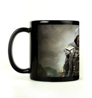 Shoprock Elder Scrolls Mug (Black, Pack Of 1)
