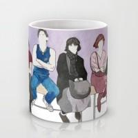Astrode The Breakfast Club Ceramic Mug (325 Ml)