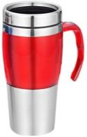 Gift Studi Travel Carbon Steel Mug (475 Ml)