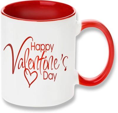 A Plus Happy Valentine Day 21.Jpg Ceramic Mug