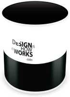 Posterboy Design Works - Steve Jobs Ceramic Mug (350 Ml)