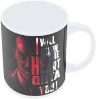 PosterGuy I Will Burn The Heart Outta You Jim Moriarty Sherlock Holmes BBC TV Series Inspired Ceramic Mug (280 Ml)