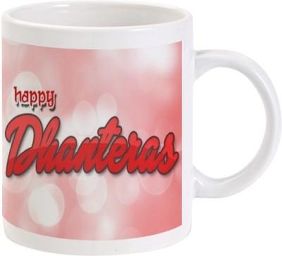 Lolprint 104 Diwali Ceramic Mug