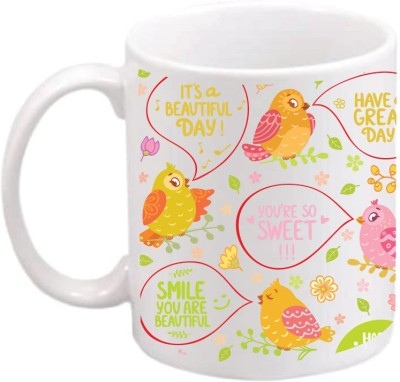 ONLY OWL Everyday Gift Motivational Quotes Coffee  OWL752 Ceramic Mug