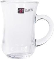 Blinkmax KTZB11 Glass Mug (162 Ml, Pack Of 6)