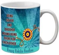 Mesleep Rakhi 79 Ceramic Mug (325 Ml)
