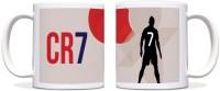 ShopMantra Ronaldo Quote Black Ceramic Mug (300 Ml)
