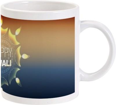 Lolprint 27 Diwali Ceramic Mug