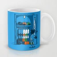 Astrode The Morning Routine Ceramic Mug (325 Ml)