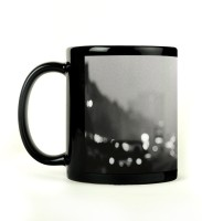 Shoperite Bono And City Lights Ceramic Mug (300 Ml)