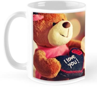 GODIGITO I Love You  Ceramic Mug