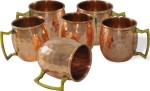 DakshCraft Plates & Tableware DakshCraft Small Drinkware Copper Mug
