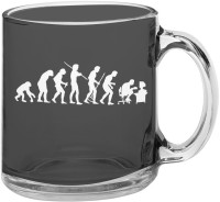 MeSleep Abstract -15-06 Glass Mug (325 Ml)