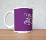 StyBuzz Plates & Tableware StyBuzz Good Friend Quote Porcelain Mug