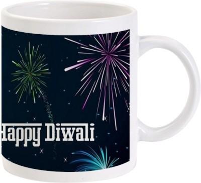 Lolprint 110 Diwali Ceramic Mug