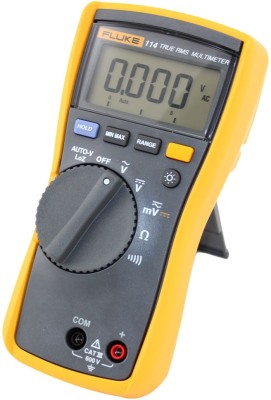 114 TRMS Multimeter