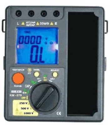 KM-379 Digital Multimeter