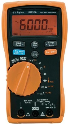 U1232A TRMS Multimeter