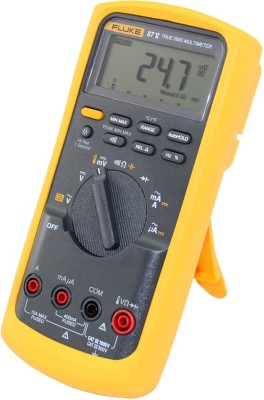 87V True RMS Multimeter