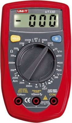 UT33D Digital Multimeter