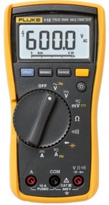 115 True RMS Multimeter