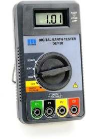 Det-20 Digital Earth Tester