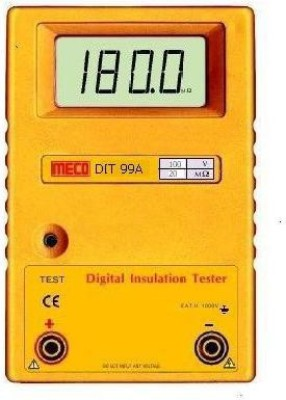 DIT 99A Digital Insulation Tester