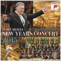 Neujahrskonzert / New Year's Concert 2015(Import) Audio CD Standard Edition: Music