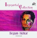 IMMORTAL COLLECTION BY BEGAM AKHTAR VOL 2 Audio CD Standard Edition: Music