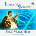 IMMORTAL COLLECTION BY VILAYAT KHAN Audio CD Standard Edition: Music