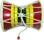 Gajraula Crafts Musical Instruments & Toys Gajraula Crafts Damroo