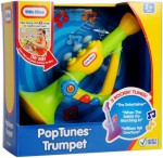 Little Tikes Musical Instruments & Toys Little Tikes PopTunes Trumpet