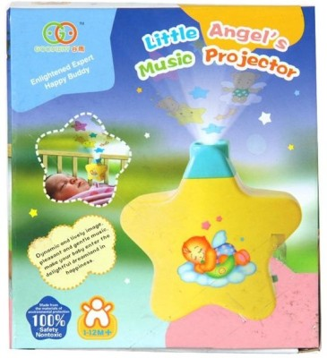AV Shop Little Angel's Music Projector
