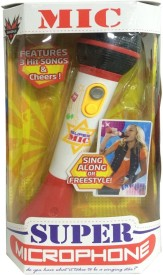 GoMerryKids Super Microphone Mic to Sing Along