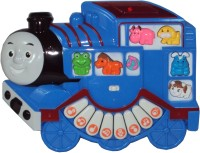 Parteet Thomas & Friends Piano With Animal Sounds And Light For Kids (Multicolor)
