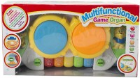 Buds N Blossoms Multifunctional Game Organ (Multicolor)