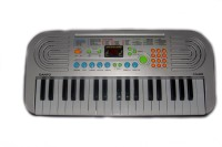 Toyzstation 37 Key Musical Work Station (Silver)
