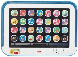 Fisher-Price Laugh and Learn Smart Stages Tablet Blue CHC67