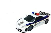 Shree Ji Enterprises Police Super Power Car (White)