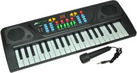 Adaraxx Music Keyboard Instrument With 37 Keys (Black, White)