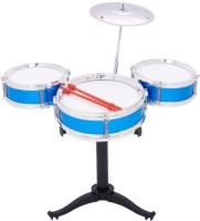Tara Lifestyle Jazz Drum Sets For Kids BLUE (Blue)