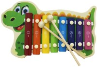 Shopat7 Cute Animal 8 Notes Xylophone (Multicolor)