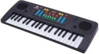 Zeemon Melody Electronic Musical Keyboard 37 Keys Piano With Mic (Black)