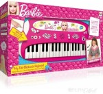 Barbie Musical Instruments & Toys Barbie Electronic Keyboard