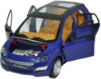 New Pinch Musical Moving Car With Flash Light (Multicolor)