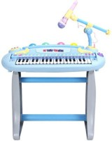 Grabby 37Keys Electronic Key Board (Blue)