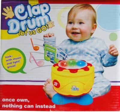Treasure Box Clap Drum
