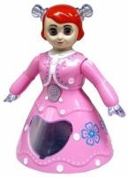 New Pinch Dancing Princess Girl Robot (Multicolor)