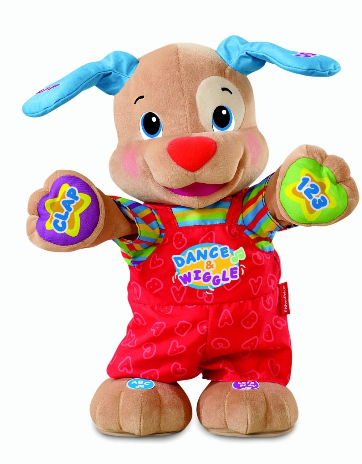 Toys For Dance : Fisher price dance and play puppy